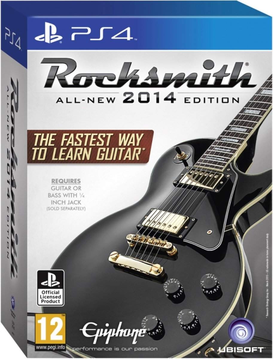 Rocksmith 2014 - with cable