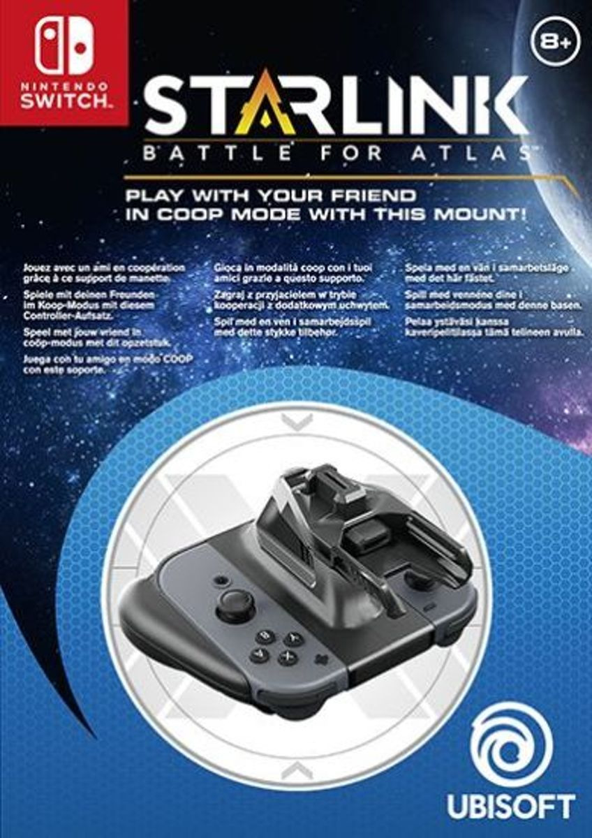 STARLINK MOUNT CO-OP PACK EUR SWITCH