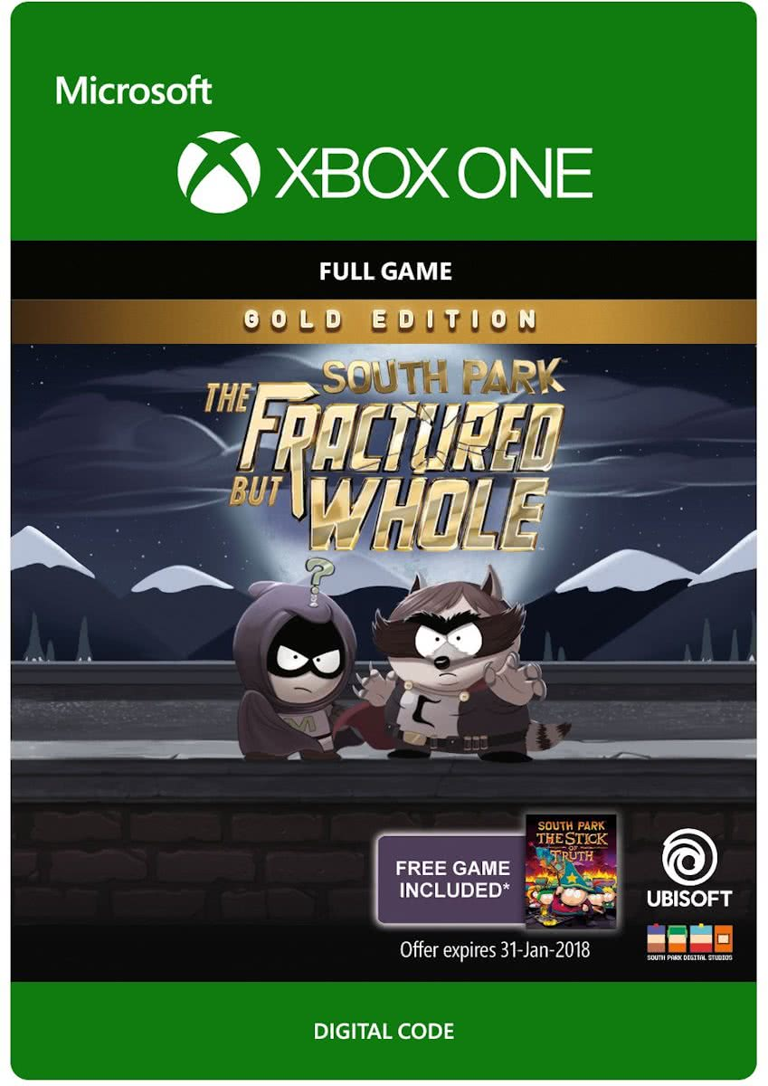 South Park: Fractured But Whole - Gold Edition - Xbox One