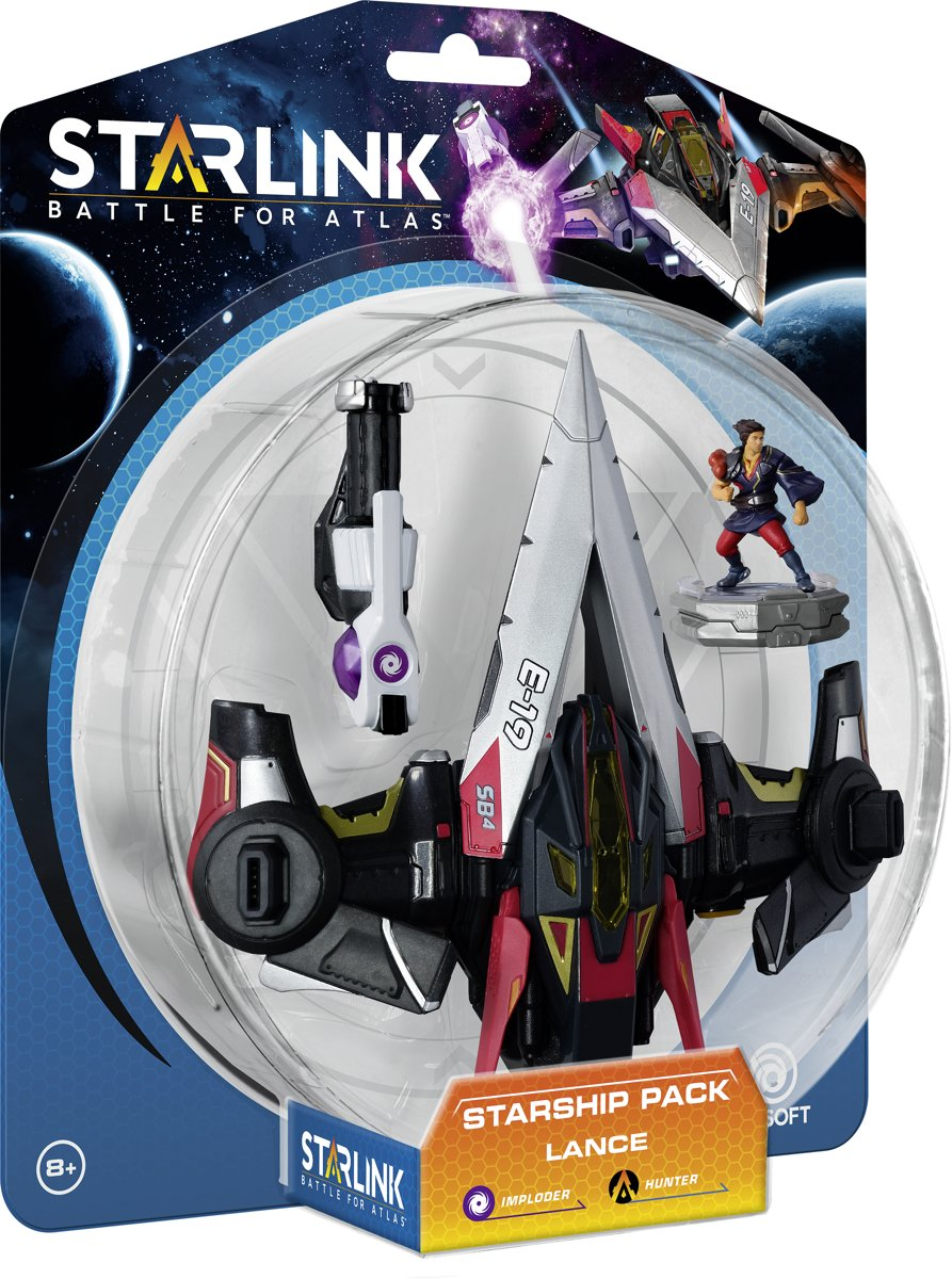 Starlink - Starship Pack: Lance