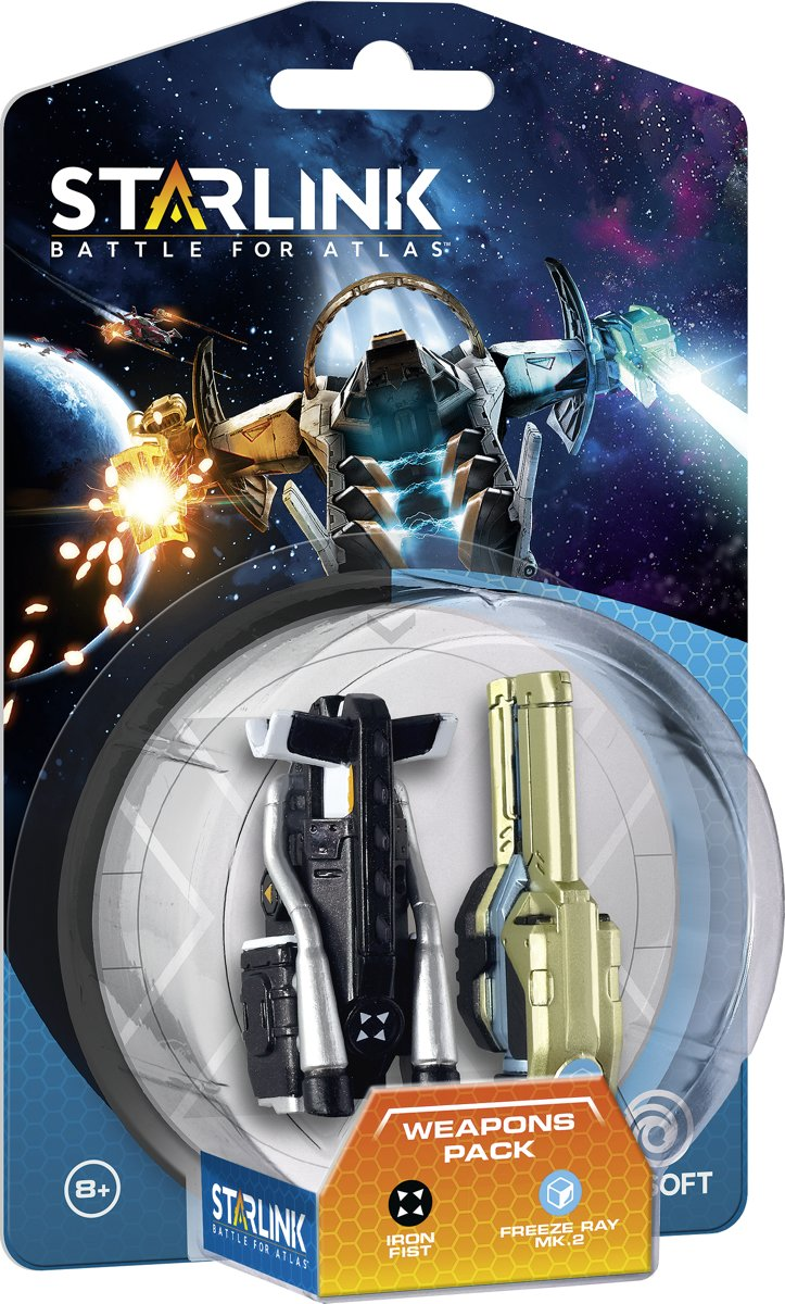 Starlink: Battle for Atlas (Iron Fist / Freeze Ray Mk.2 Weapons Pack)