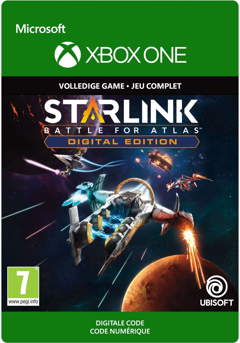 Starlink Battle for Atlas: Digital Edition - Xbox One