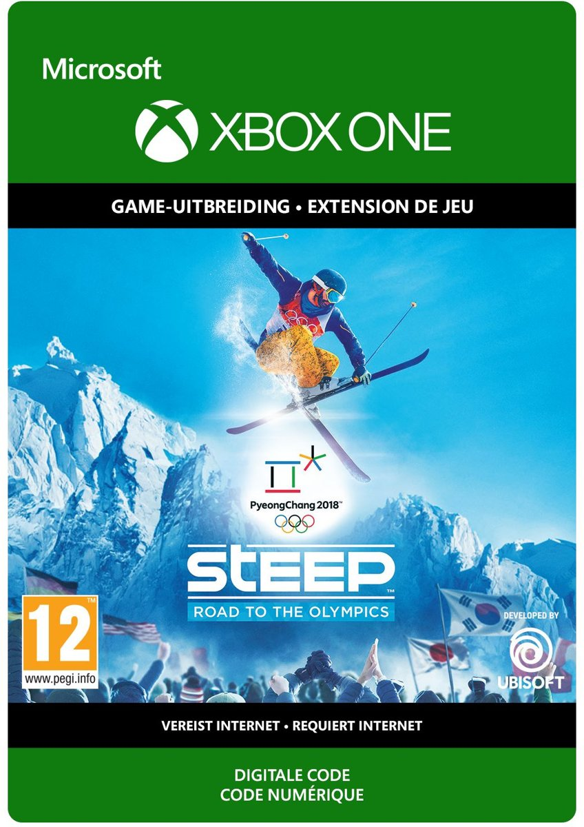 Steep: Road to the Olympics - Add-On - Xbox One