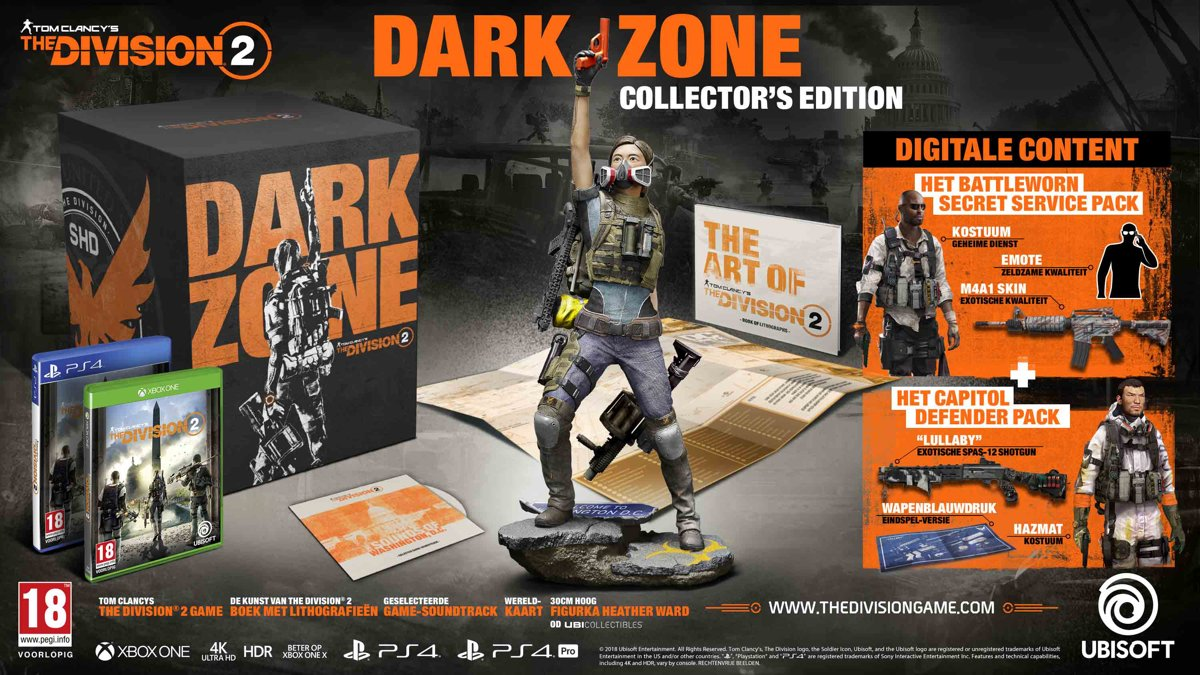 The Division 2 - Dark Zone Edition - Xbox One