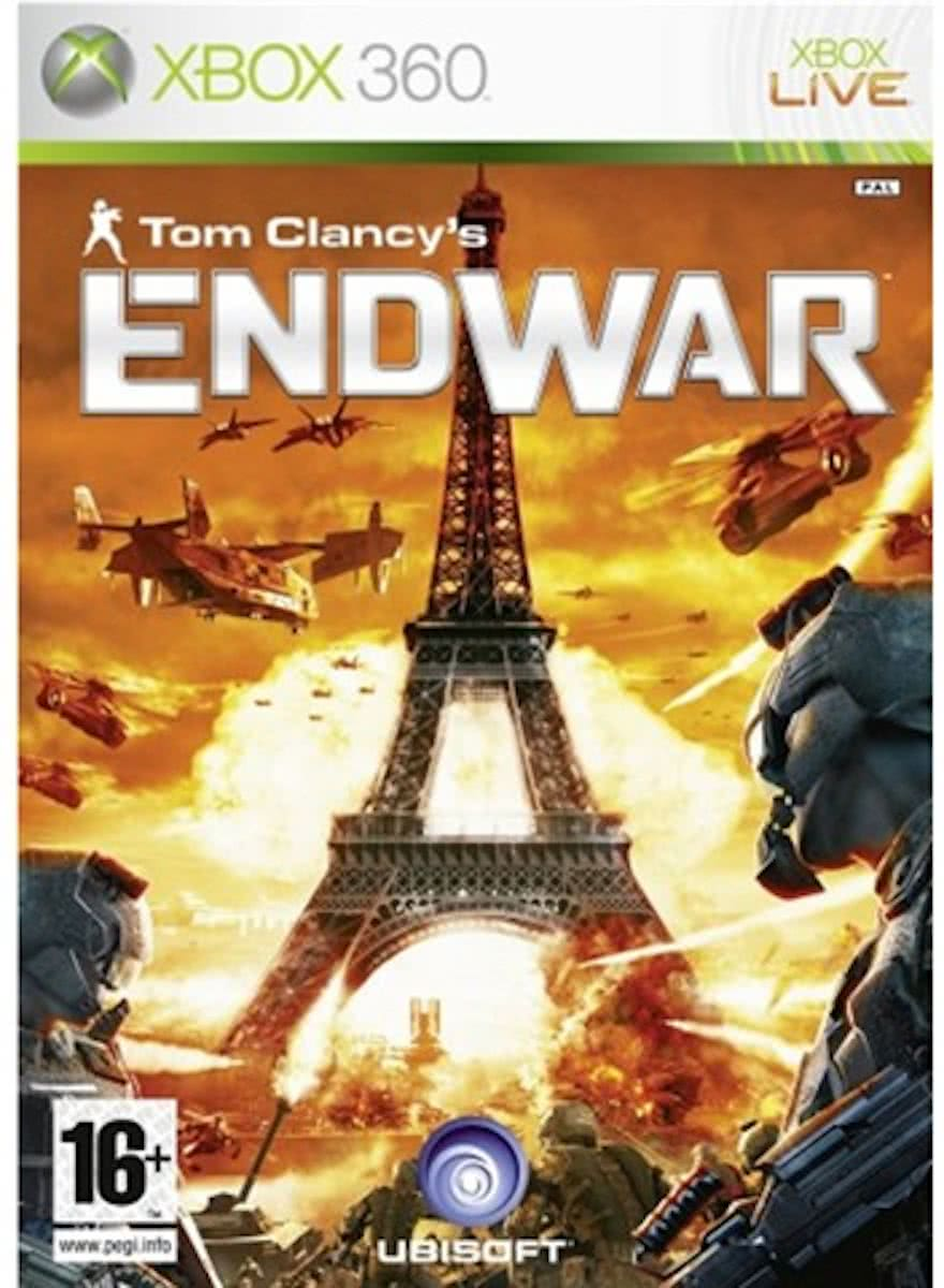 Tom Clancys End War