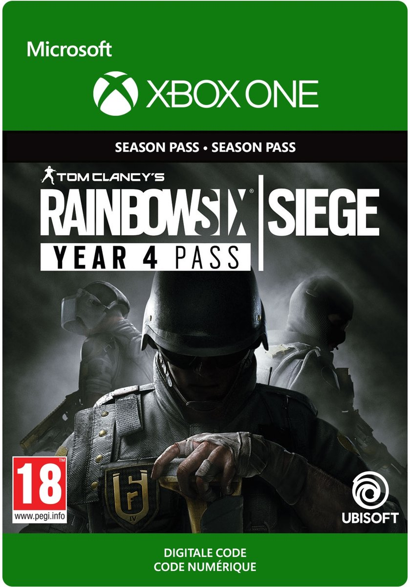 Tom Clancys Rainbow Six Siege: Year 4 Pass - Xbox One Download