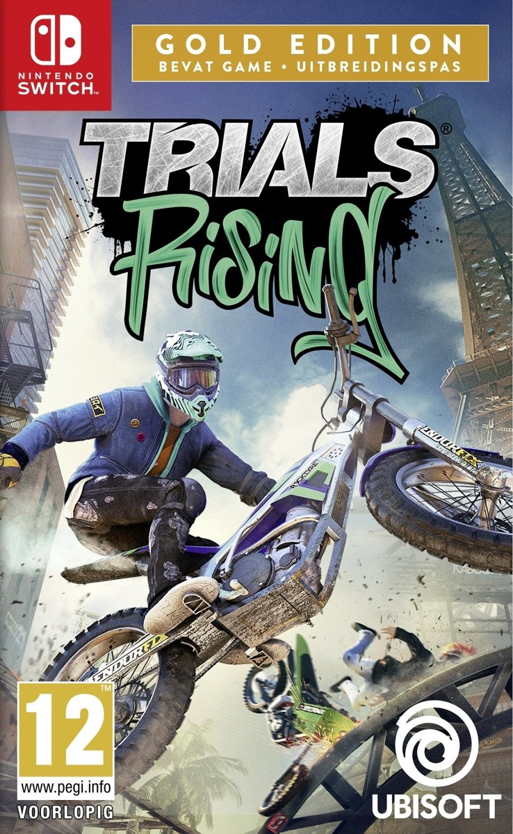 Trials Rising - Gold - Switch