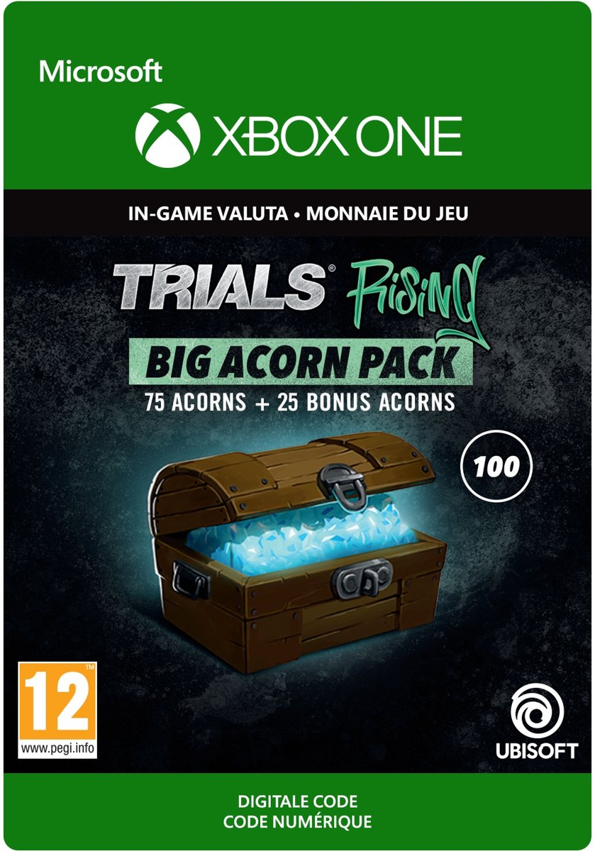 Trials Rising: Acorn Pack 100 - Xbox One Download - Consumable