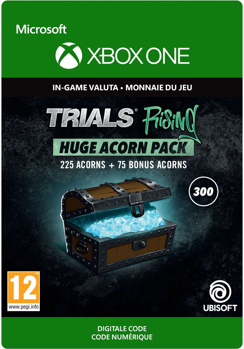 Trials Rising: Acorn Pack 300 - Xbox One Download - Consumable