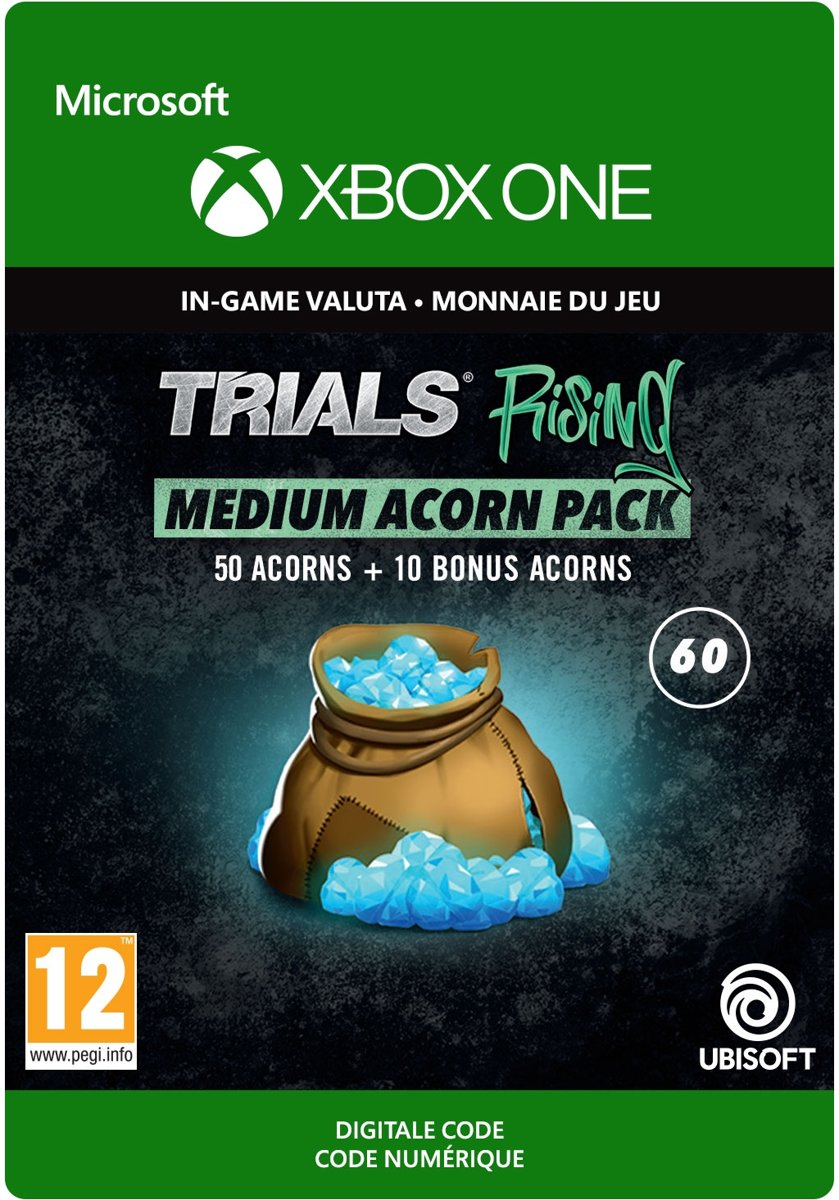 Trials Rising: Acorn Pack 60 - Xbox One Download - Consumable