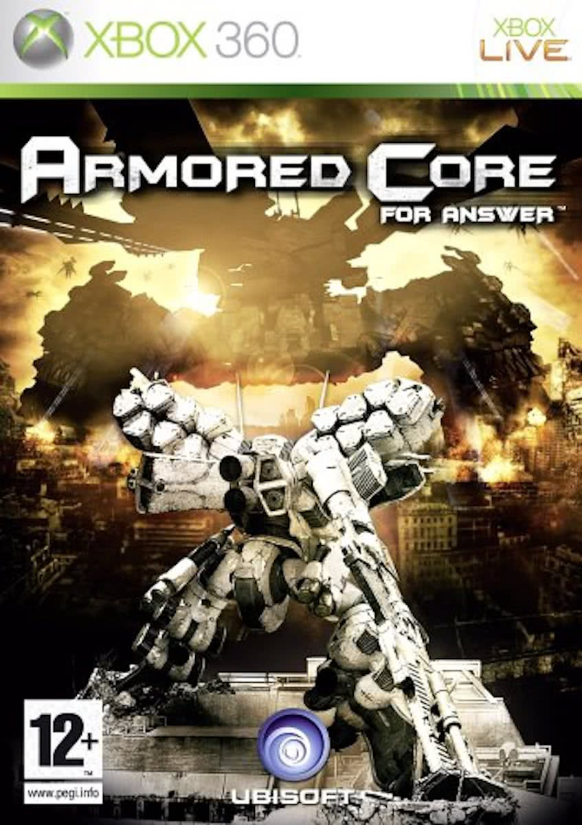 Ubisoft Armored Core: For Answer, Xbox 360