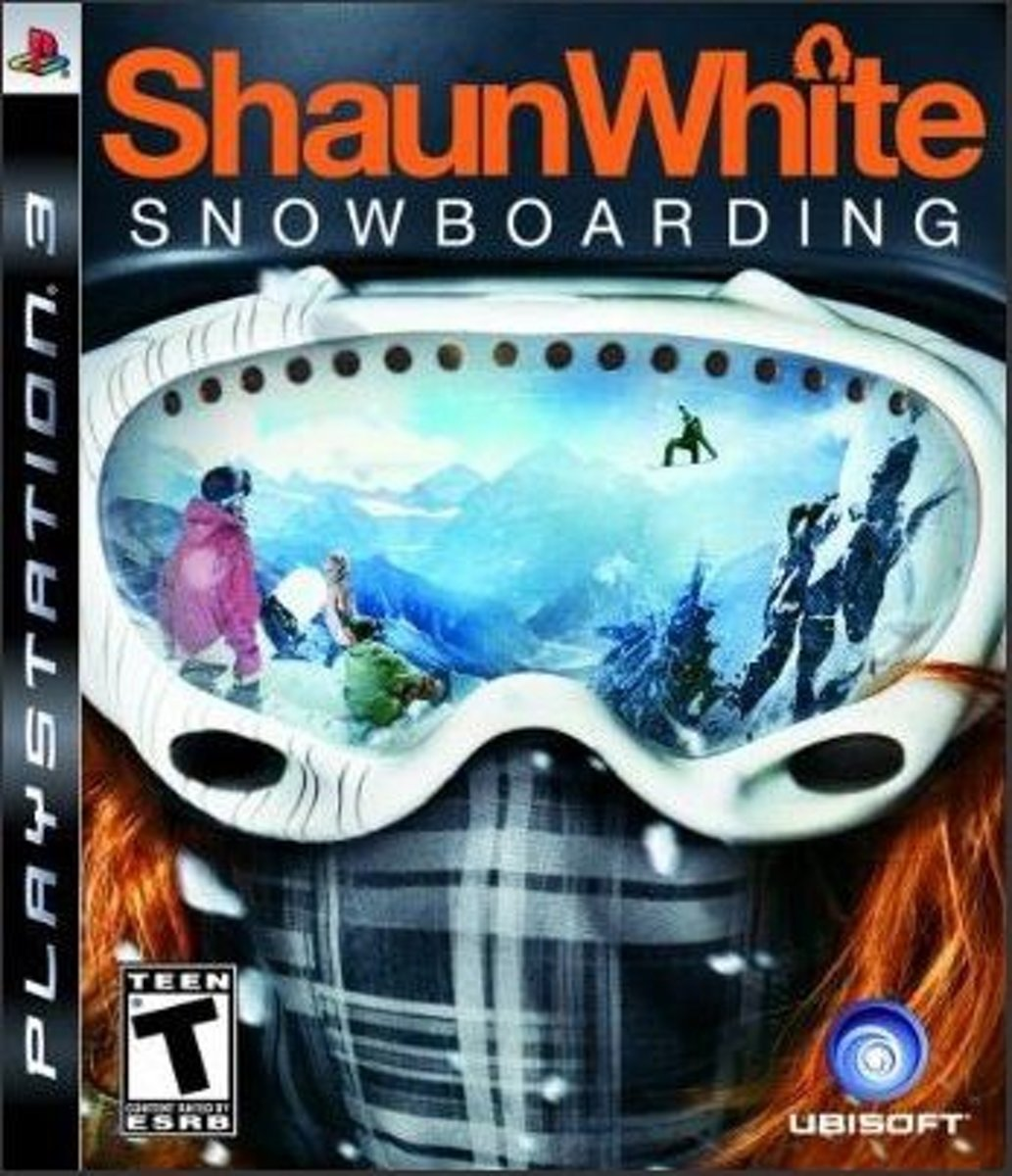 Ubisoft Shaun White Snowboarding (PS3) video-game PlayStation 3