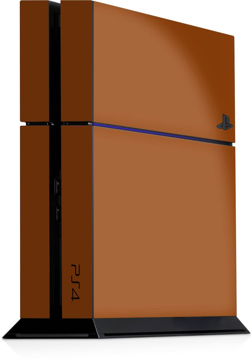 Playstation 4 Console Sticker Bruin-PS4 Skin