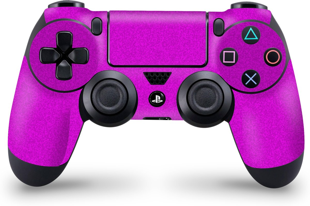 Playstation 4 Controller Skin Faded Roze- PS4 Controller Sticker