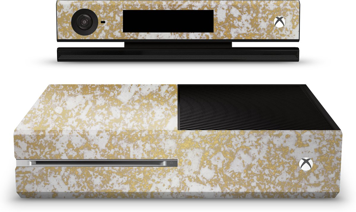 Xbox One Console Skin Marble 8