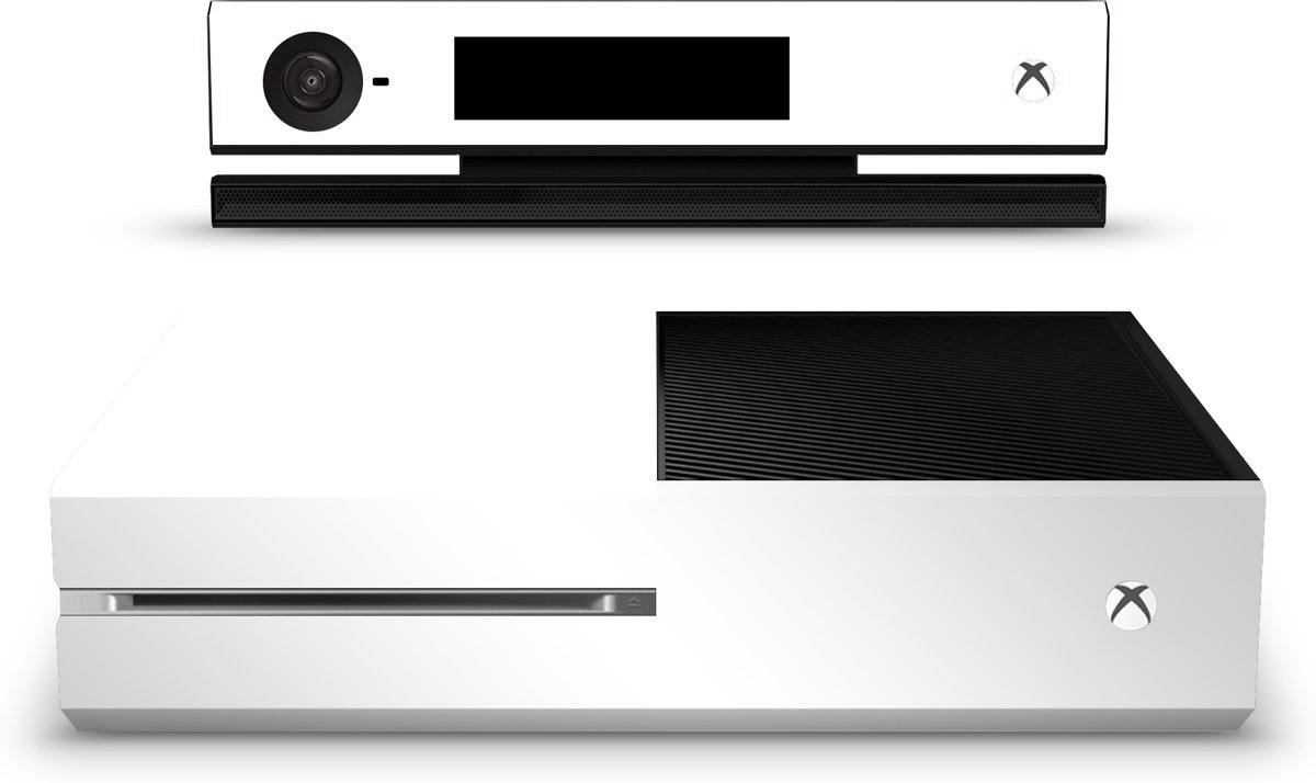 Xbox One Console Skin Wit