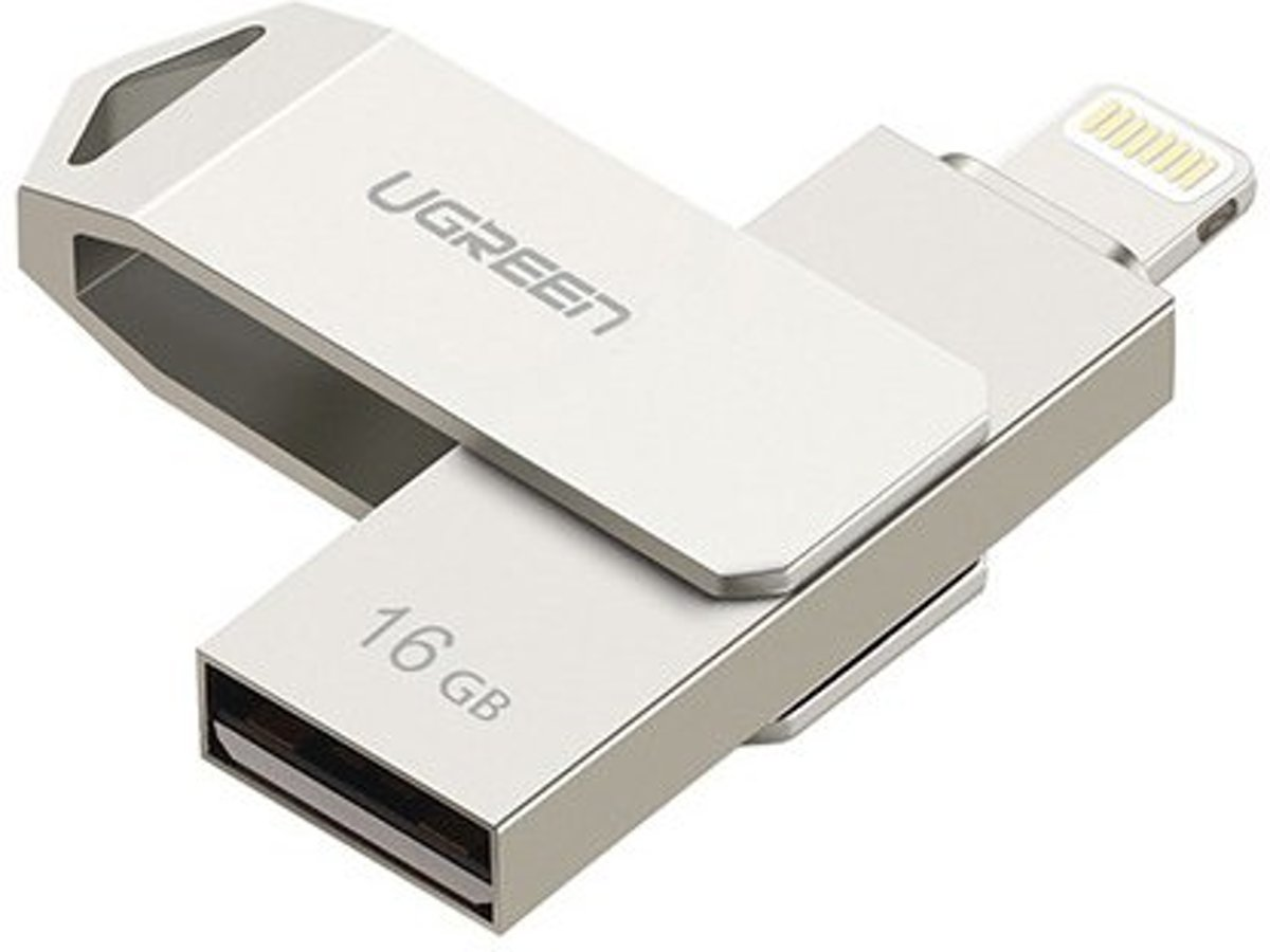 MFI USB Flash Drive with Lightning Connector