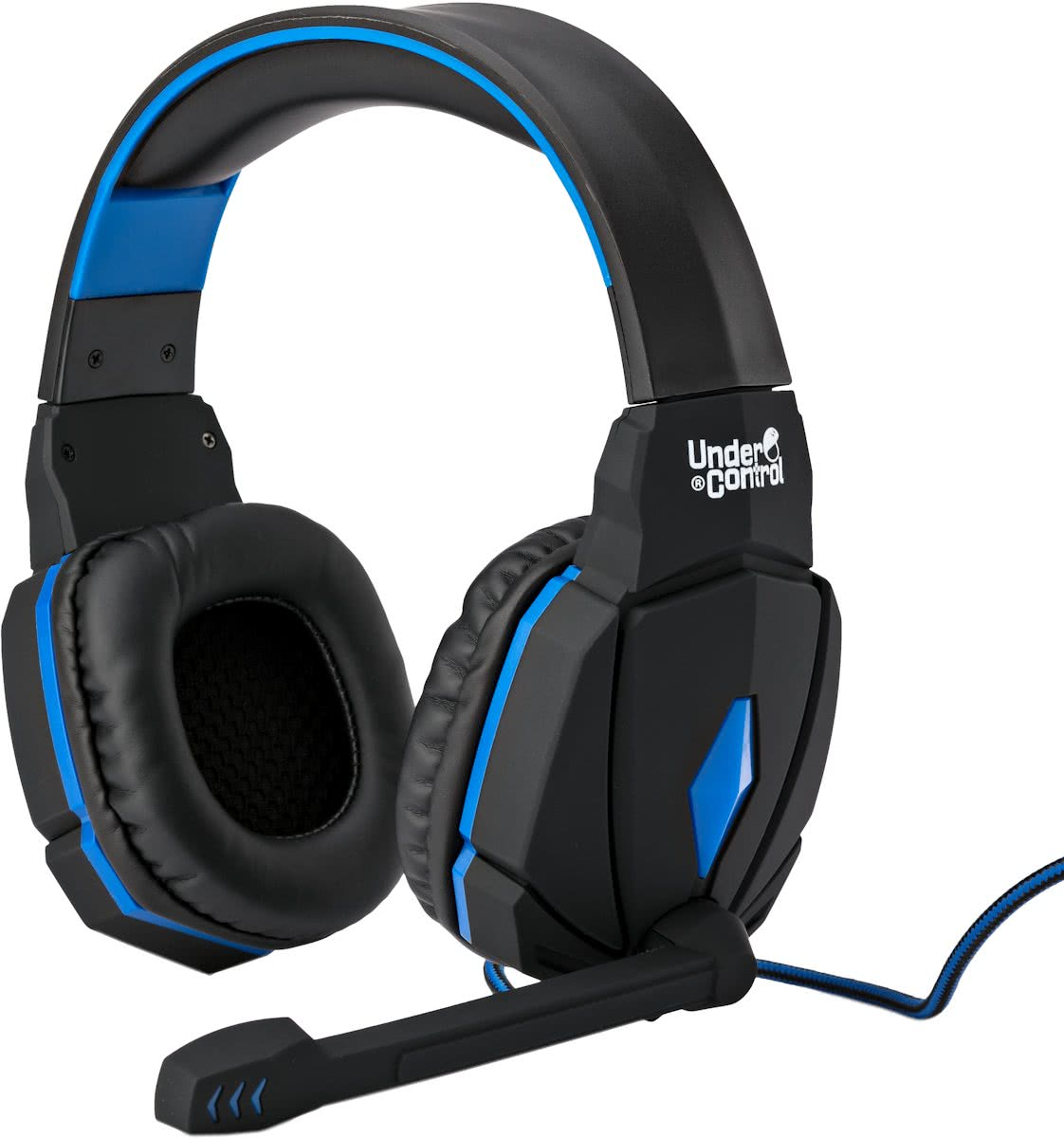 Under Control - Gaming Headset - Voor de Playstation 4 - Bedraad