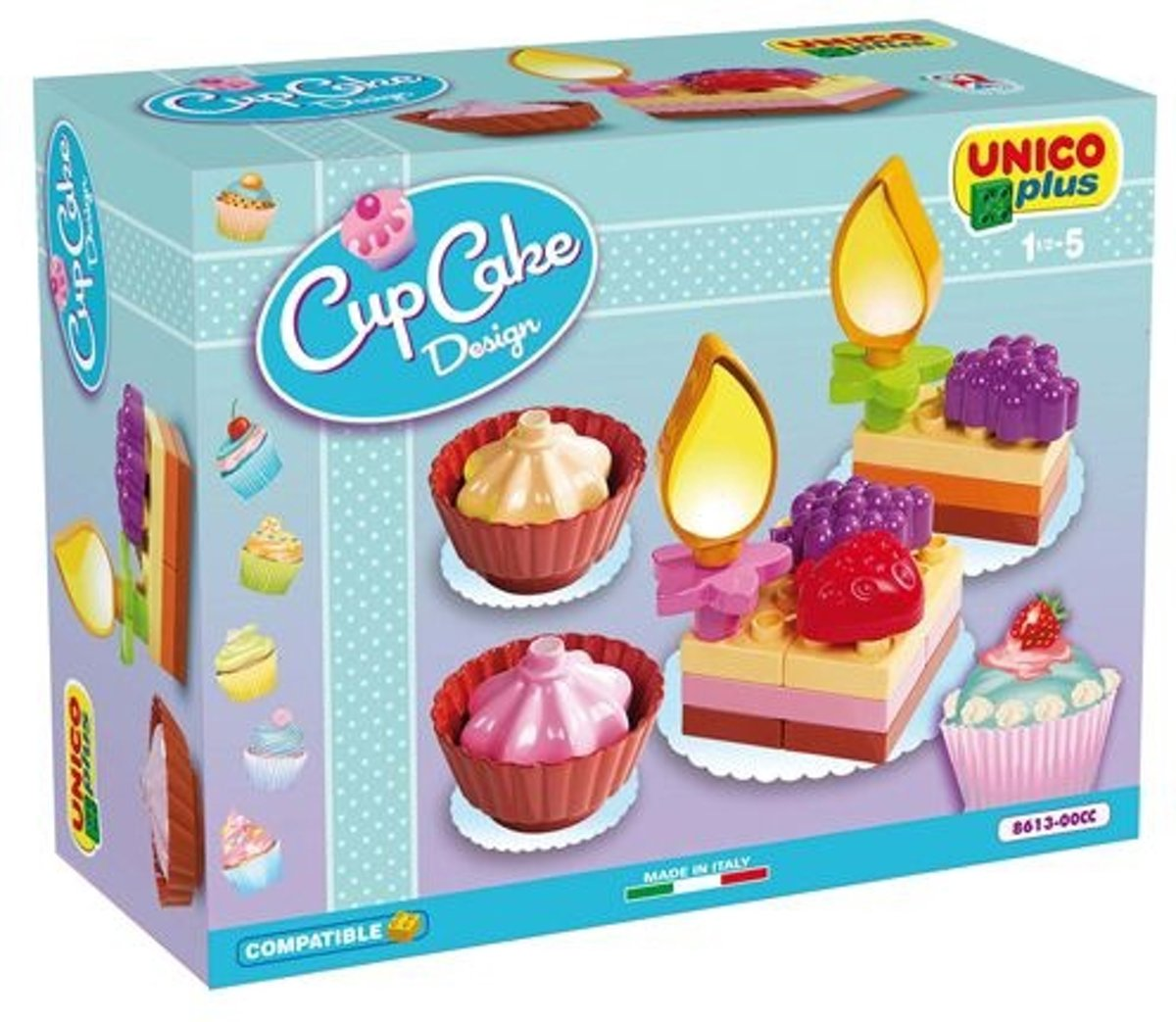 Unico Cup Cake