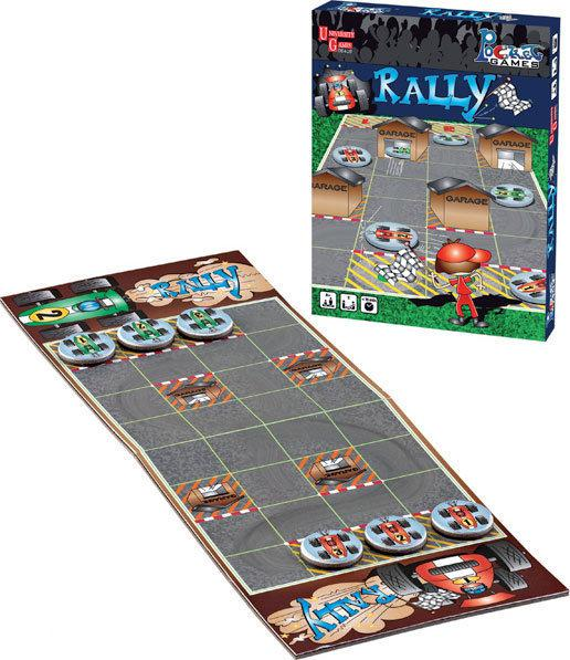 Pocket Game: Rally