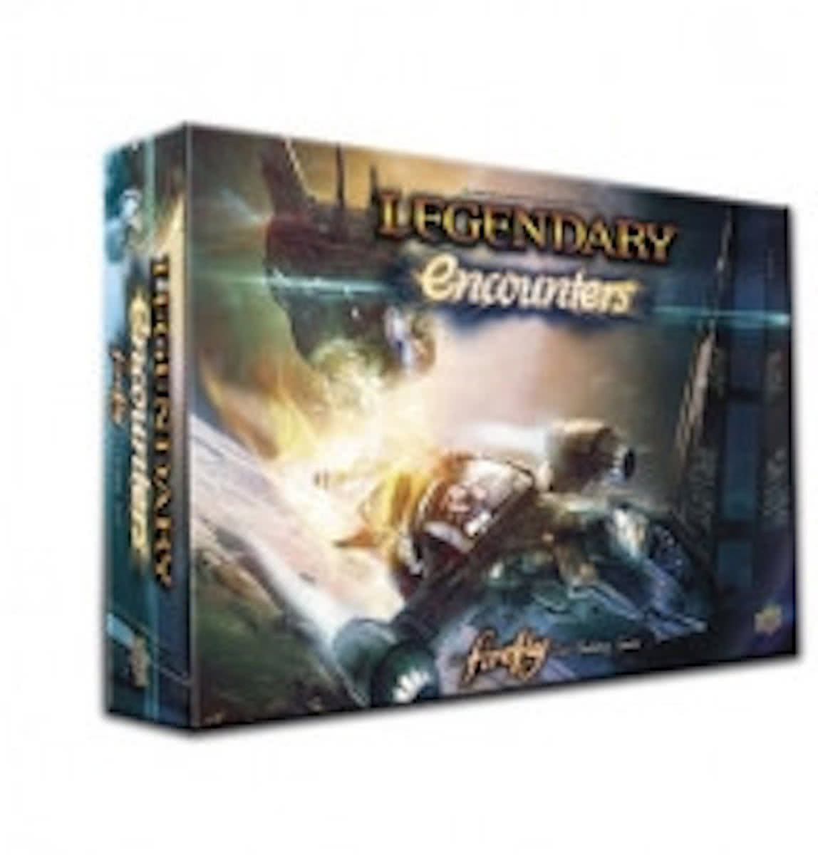 Legendary Encounters : Firefly