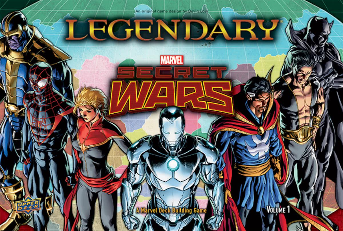 Marvel Legendary - Secret Wars - Volume 1