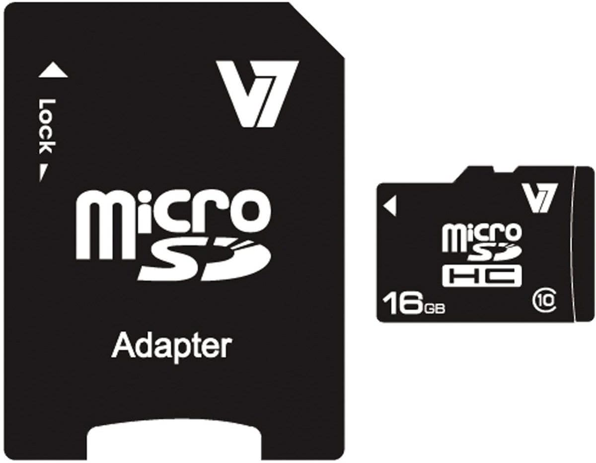 Micro SD CARD SDHC CL10.