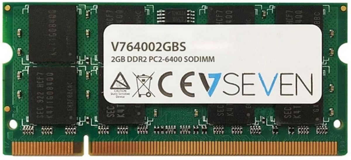 64002GBS 2GB DDR2 800MHz geheugenmodule
