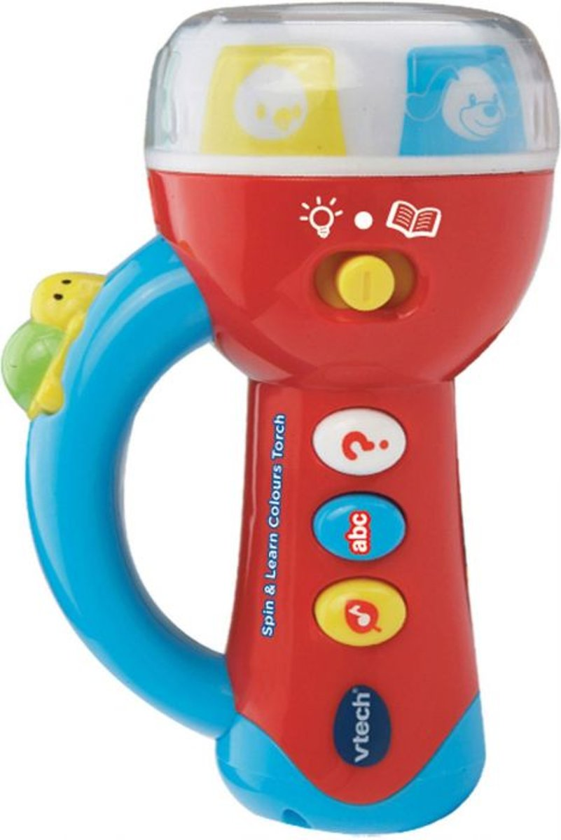 Vtech Spin & Learn Colors Torch