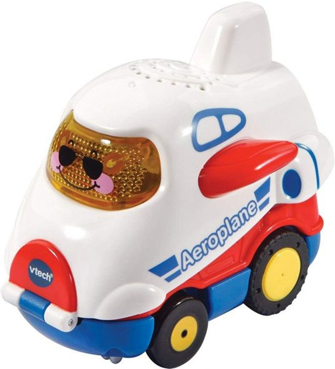 Vtech Toot-Toot Drivers Press n Go Aeroplane