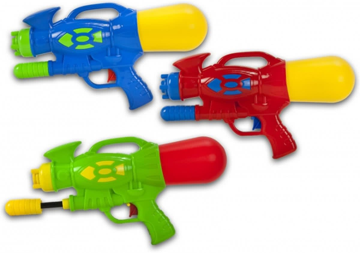 3x Super Soaker Waterpistool - 30cm