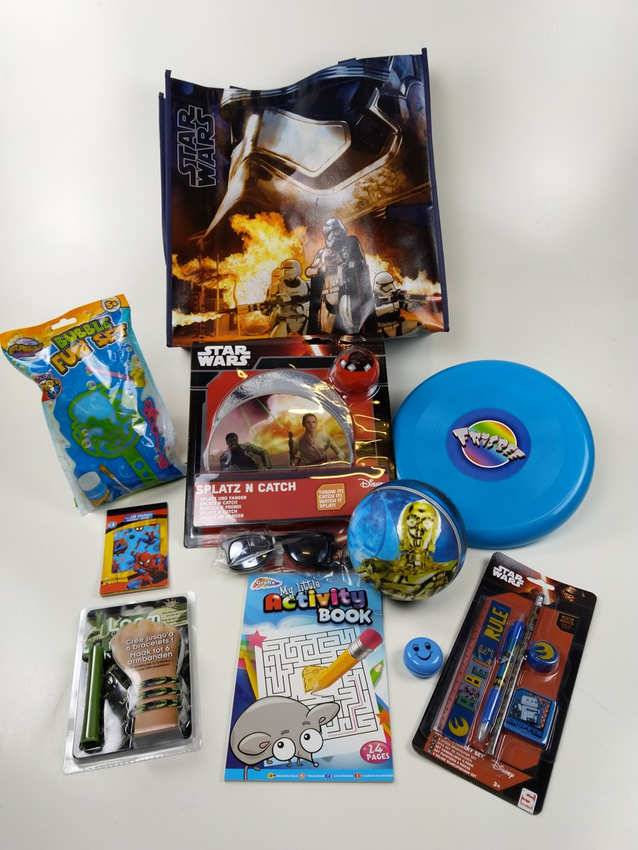 Star Wars Goodiebag - Donkerblauw - Trooper