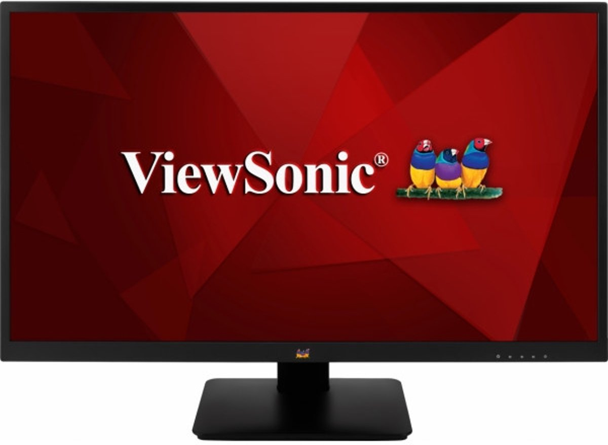 Value Series VA2710-mh computer monitor 68,6 cm (27) Full HD LCD Flat Zwart