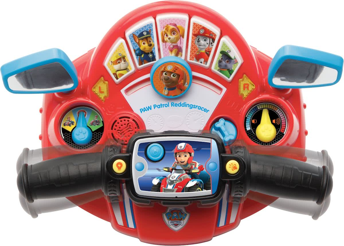 VTech Paw Patrol Reddingsracer - Activity-center