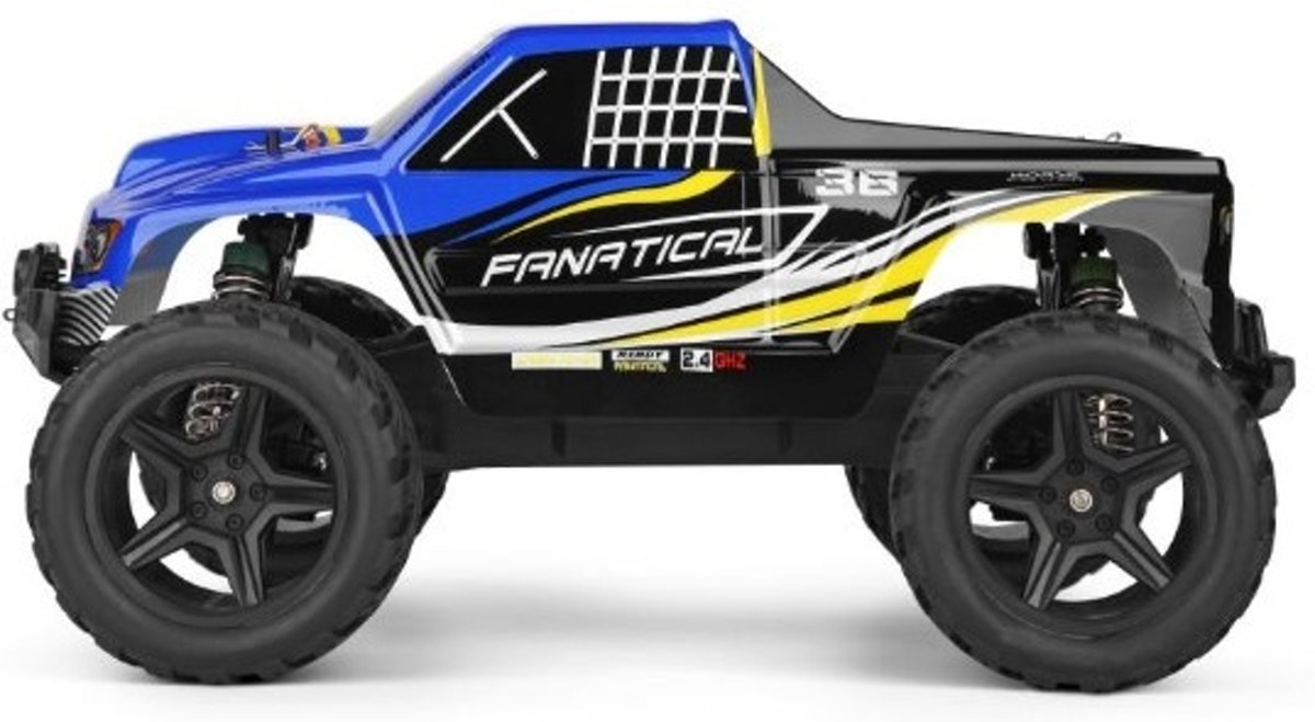 WL: fanatical A323 1:12 2WD 2.4 GHz Monster truck