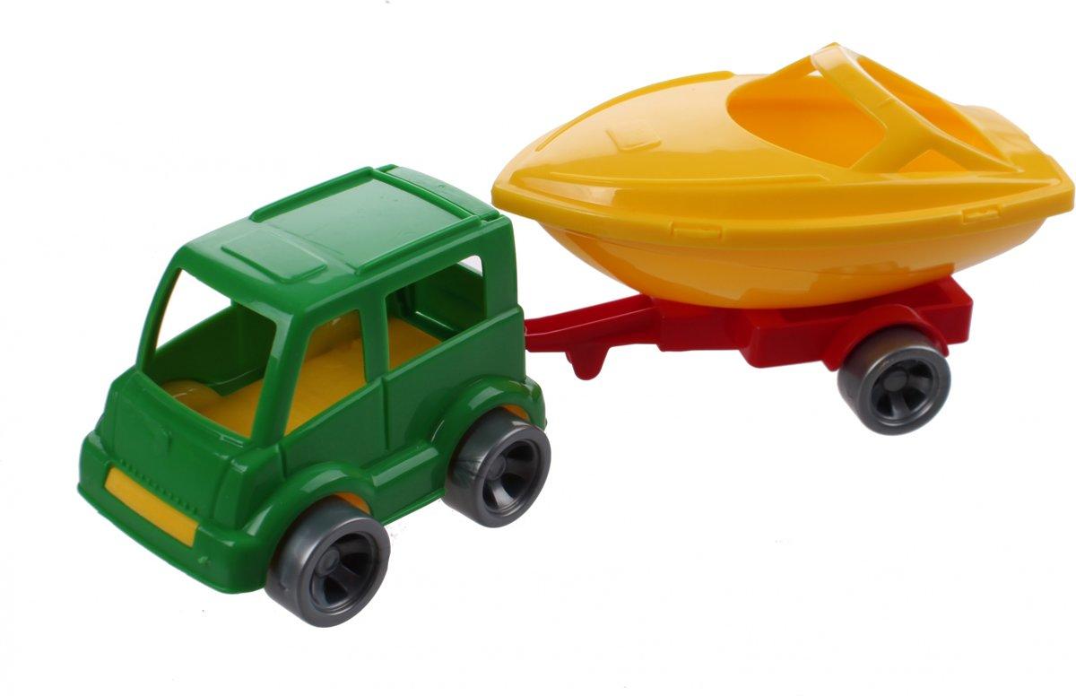 Speelgoed Garage Wader : Wader luxe parkeergarage