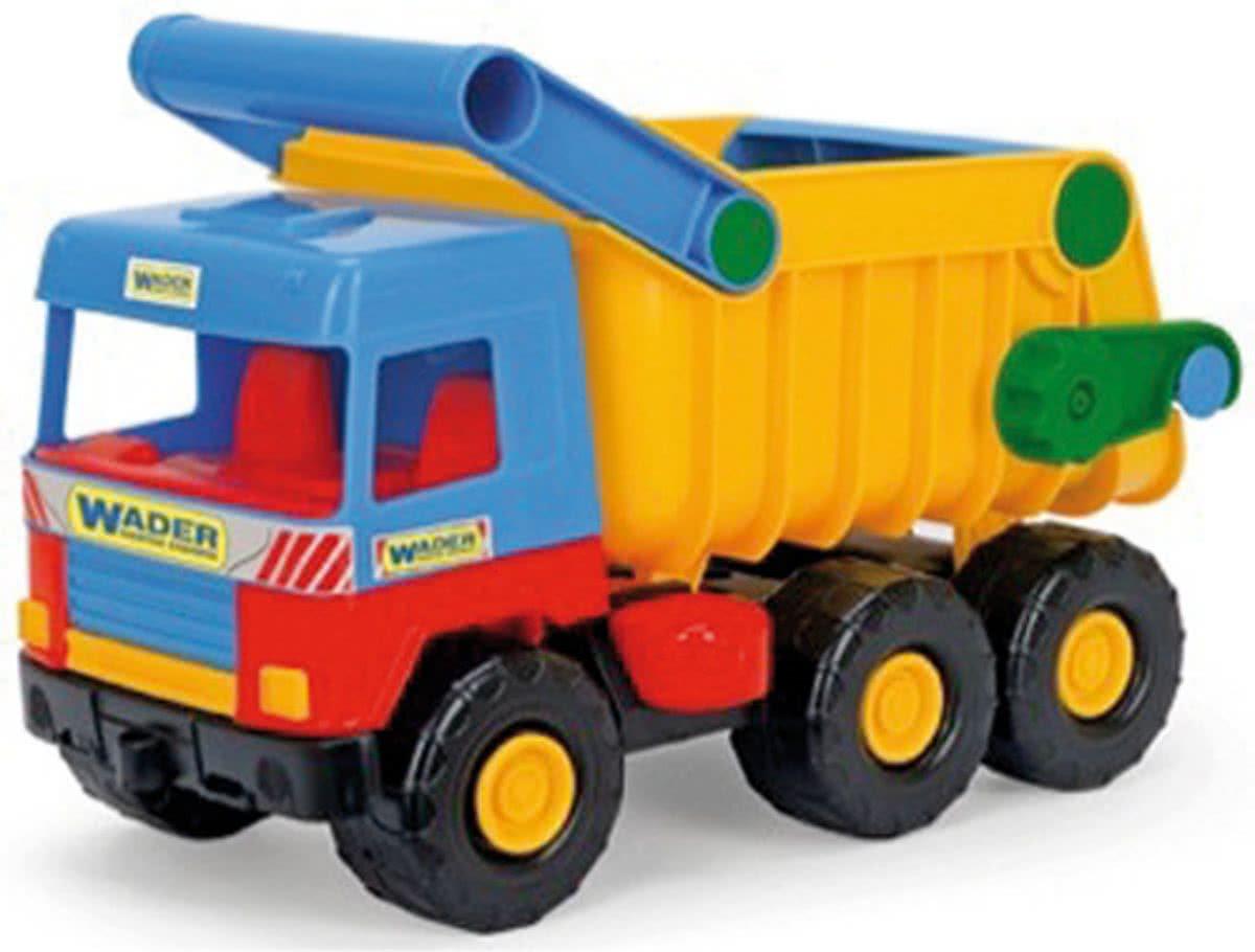 Speelgoed Garage Wader : Wader vrachtwagen cm