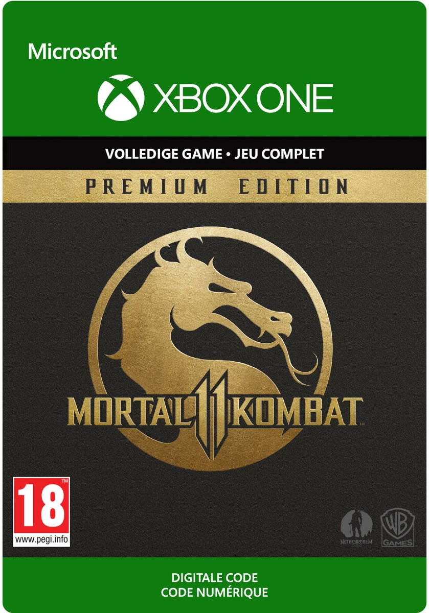 Mortal Kombat 11: Premium Edition - Xbox One Download