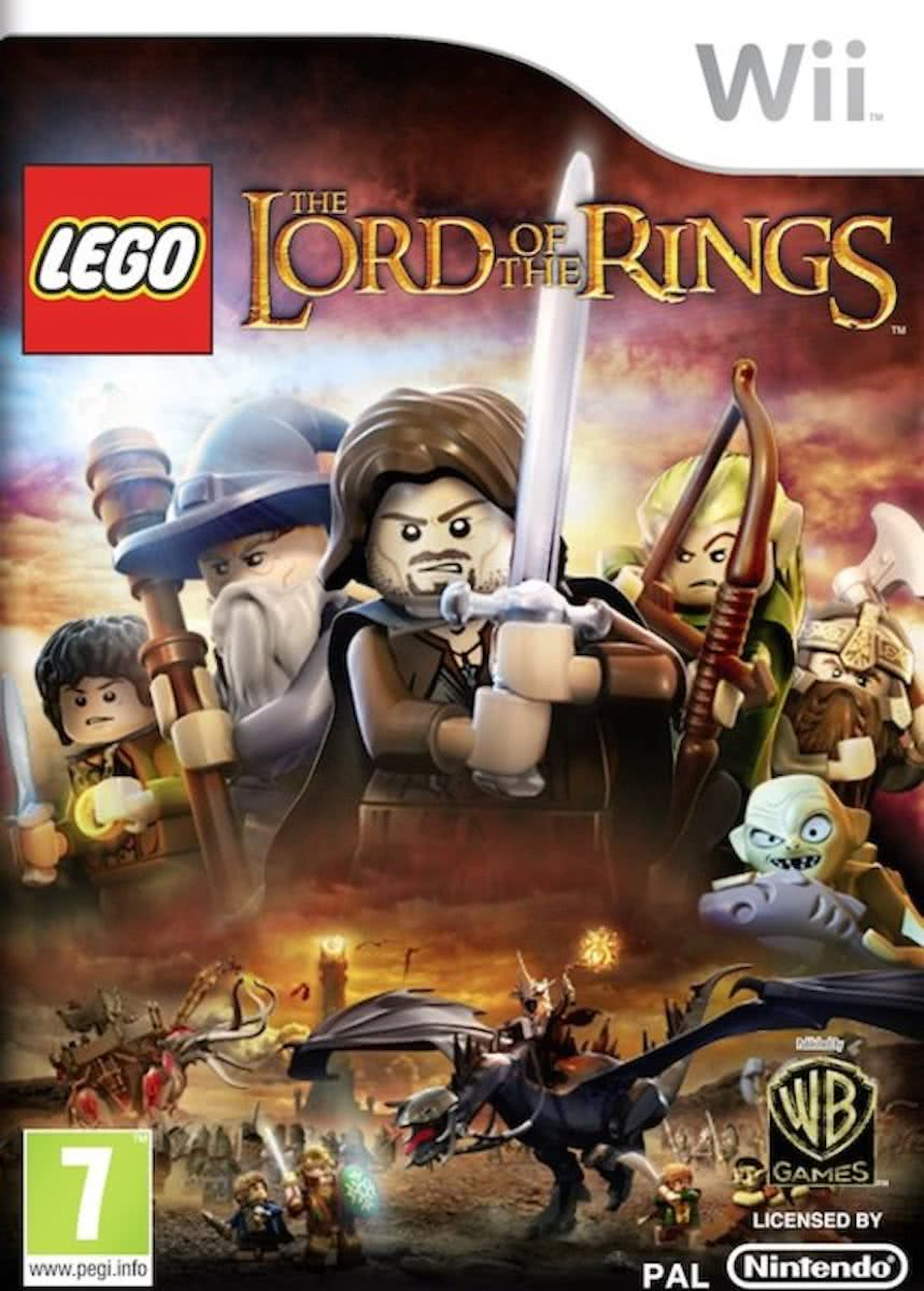 LEGO, The Lord of the Rings  Wii