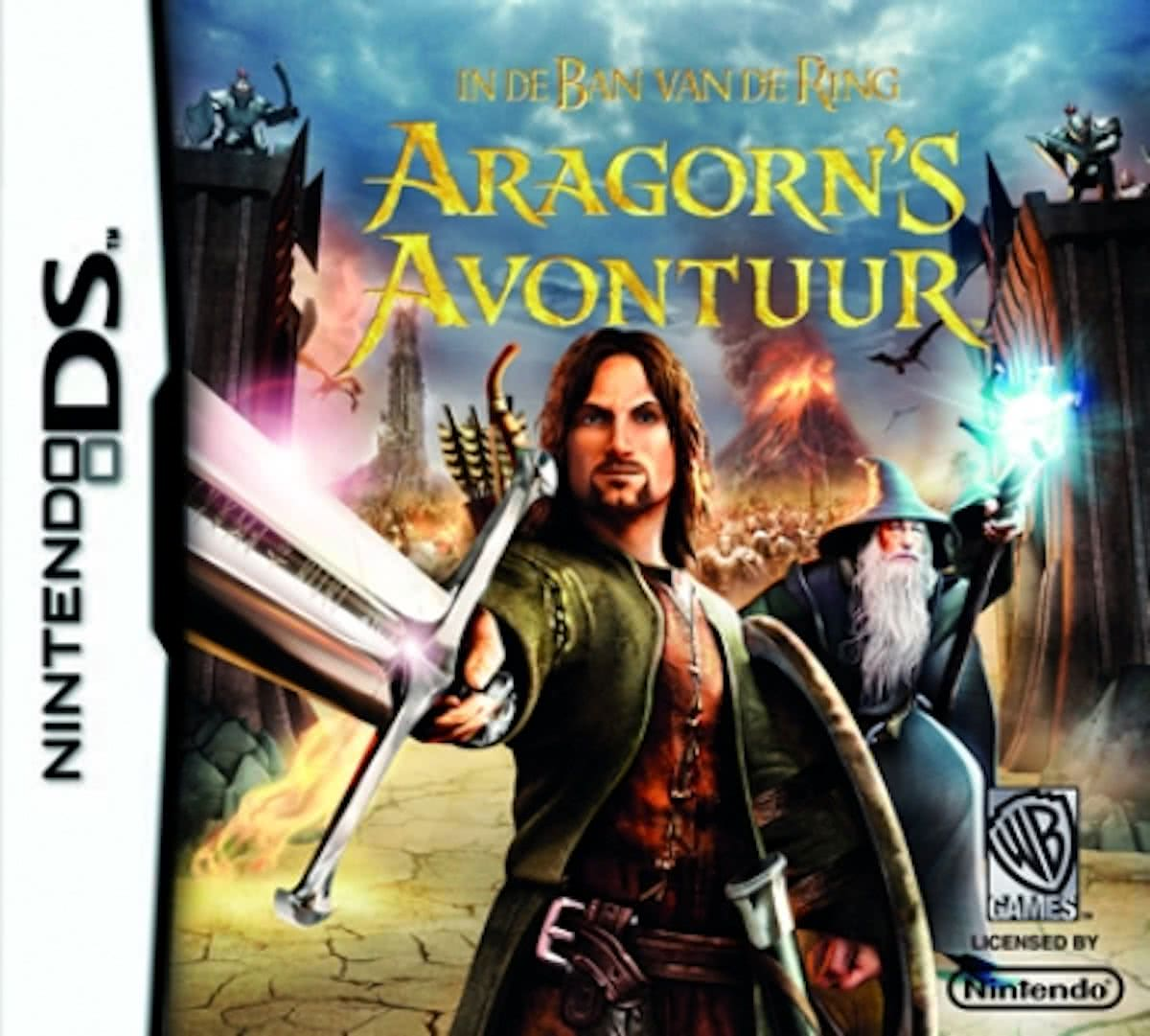 Lord of the Rings, Aragorns Quest - Nintendo DS