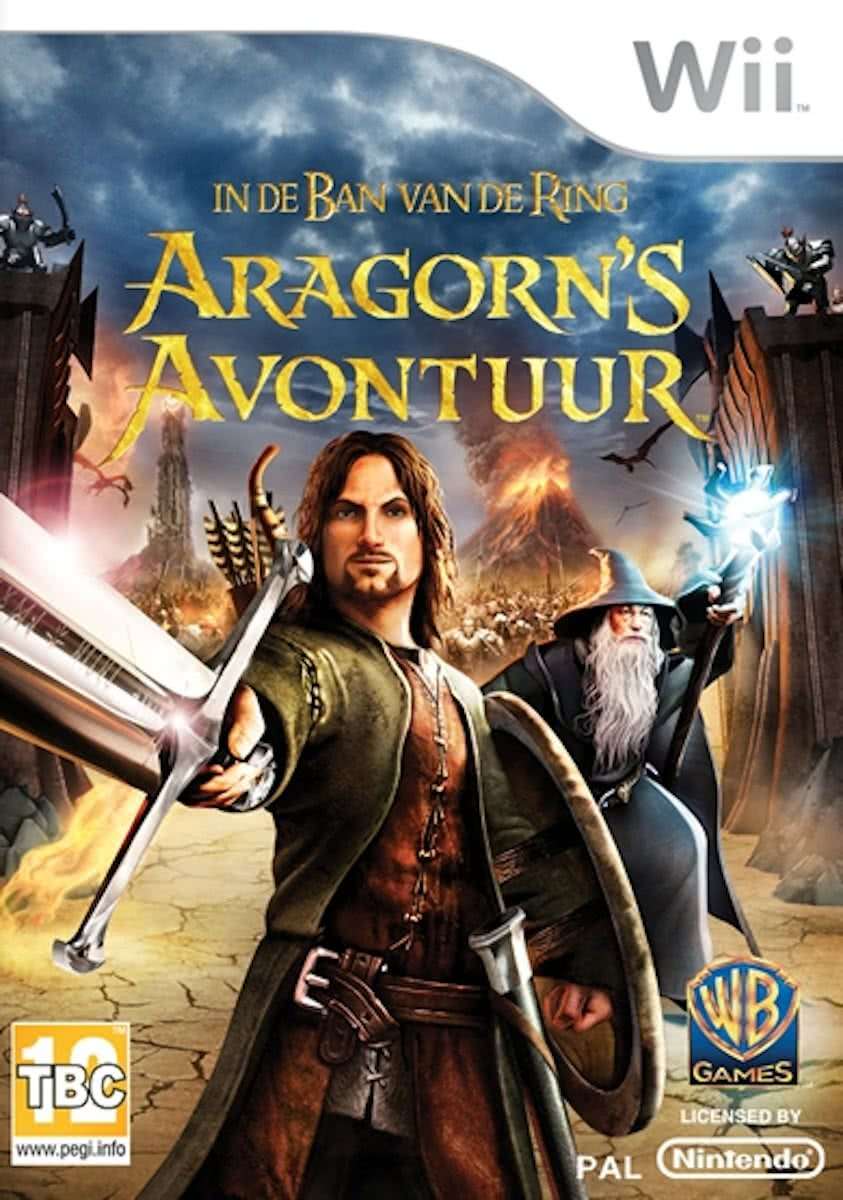 Lord of the Rings, Aragorns Quest  Wii