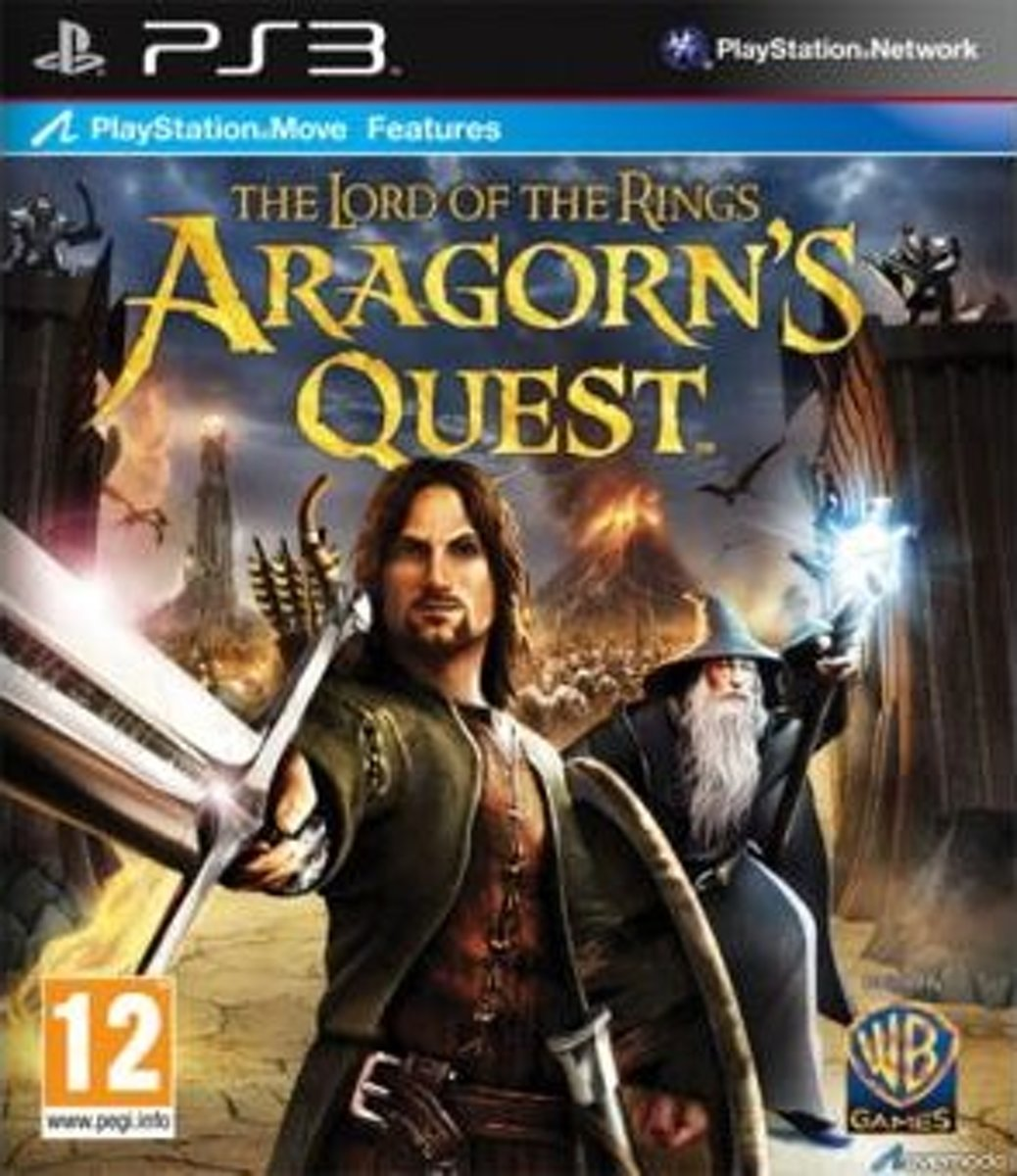 Lord of the Rings: Aragorns Quest /PS3