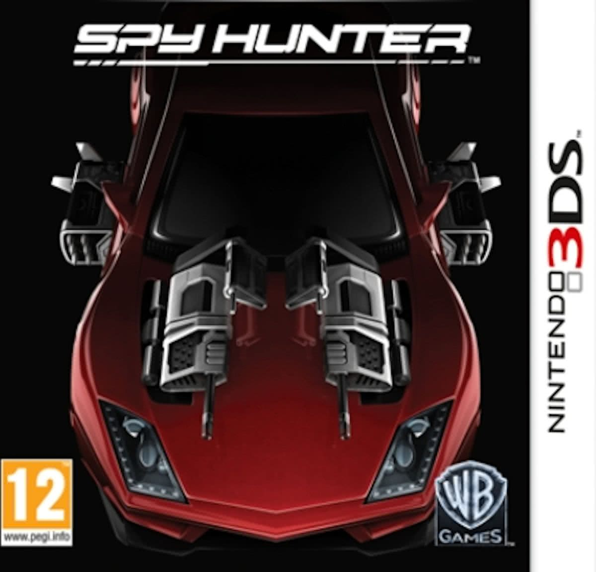 Spyhunter - 2DS + 3DS