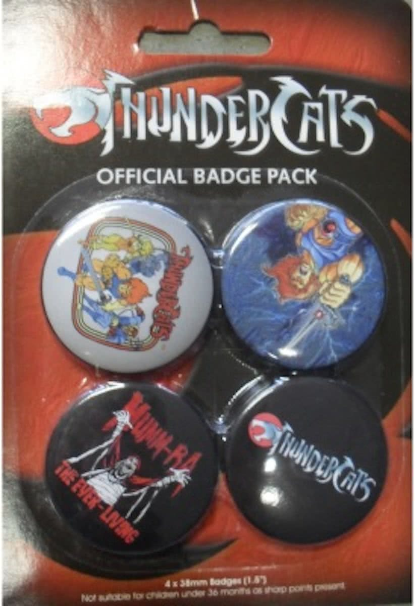 ThunderCats  s - Official Badge Pack