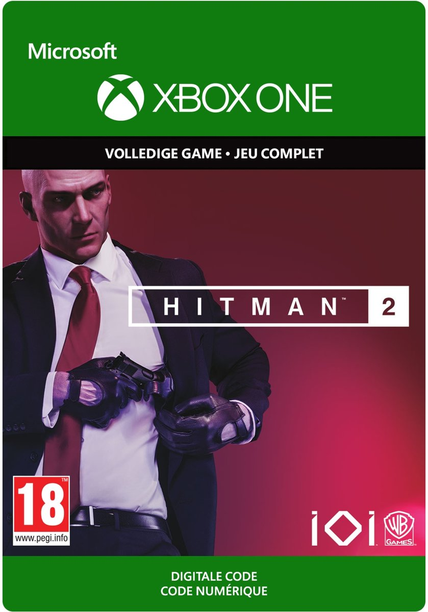 Hitman 2 - Xbox One Download