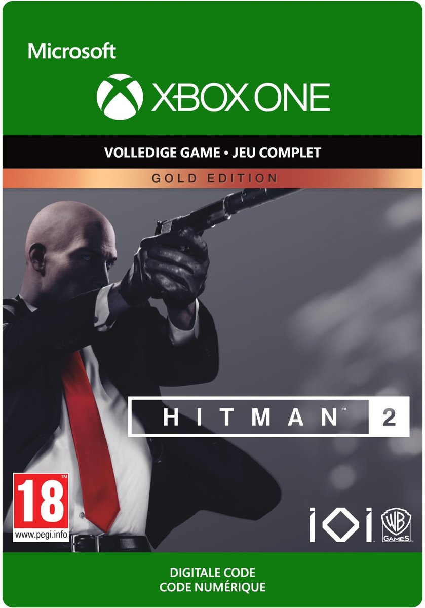 Hitman 2: Gold Edition - Xbox One Download