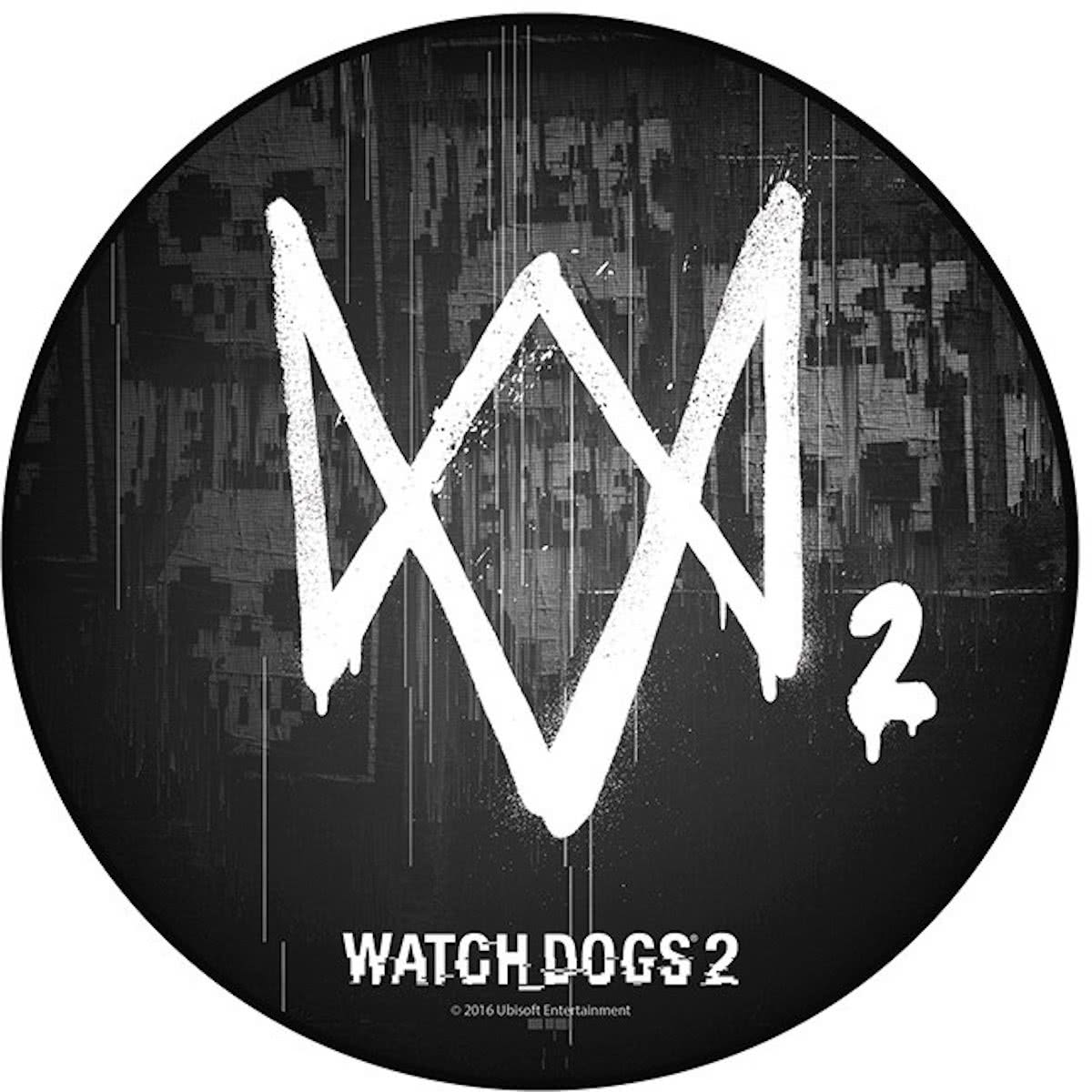 WATCH DOGS - Mousepad - Logo - in shape