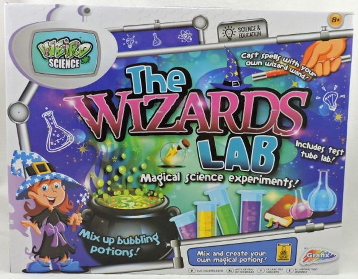 - The Wizards Lab