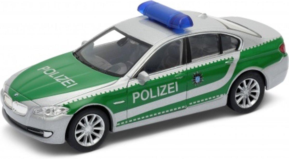 Mercedes Sprinter Polizei Modellauto Metall 12 cm diecast Welly Model
