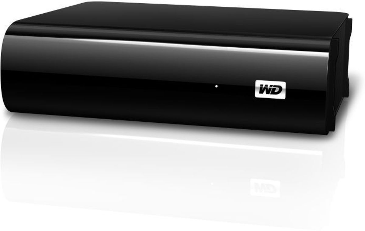 WD My Book AV-TV -   - 1 TB